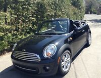 MINI COOPER CLASSIC 2012 CONVERTIBLE AUTOMATIQUE