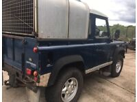 Wanted Land Rover defender 90 or 110