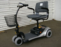 New Shoprider Portable Scooter