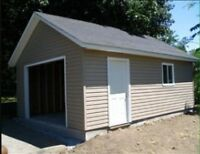 Garage's starting at $9700