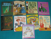kids books with Fairy Tale Theme