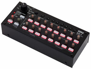 Korg SQ-1 Step Sequencer