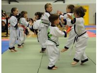 ABC Dragons, XS Taekwondo East Kilbride Calderwood