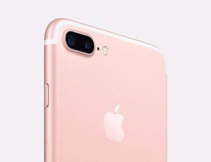 Swap for my iPhone 7 Plus in Rose Gold, 32GB