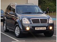 *TOP SPECS* Rexton II 2.7 SX same as Mercedes ML 270 M Class 4x4 Jeep like land range rover cruiser