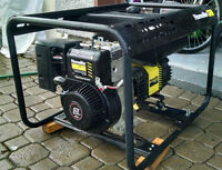 Generatrice Homelite 4400 power generator