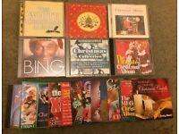 Christmas CDs