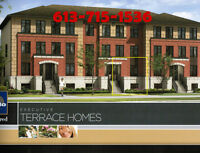 2 BR Executive Terrace homes in Barrhaven JULY-1