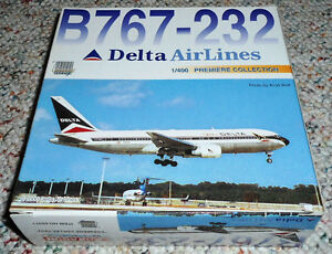 Dragon Wings 1/400 Boeing 767-200 Delta Airlines