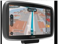 TOMTOM GO 5100 UK AND EUROPE NEARLY LIKE NEW FOR SALE