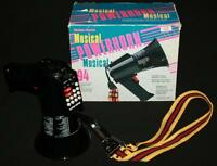 Vintage Realistic Musical Power Horn
