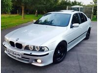 BMW 5 series 2002 530d Auto Diesel **SUNROOF** BMW 530d M Sports E39