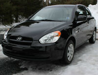 2011 HYUNDAI ACCENT - ONLY 80,000 KMS**3 MONTH WARRANTY**NEW MVI