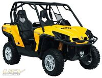 ~ WANTED TO BUY ~ CANAM COMMANDER 1000 ~ WANTED ~