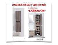 """(442-5) LINGERIE / Salle de Bain / Collection """"LABRADOR"""" 225.00$"""
