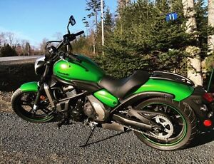 **REDUCED** 2015 Kawasaki Vulcan S 650