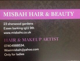 Misbahs mobile beauty Therapist
