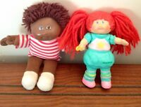 Retro Cabbage Patch Tiny Toys