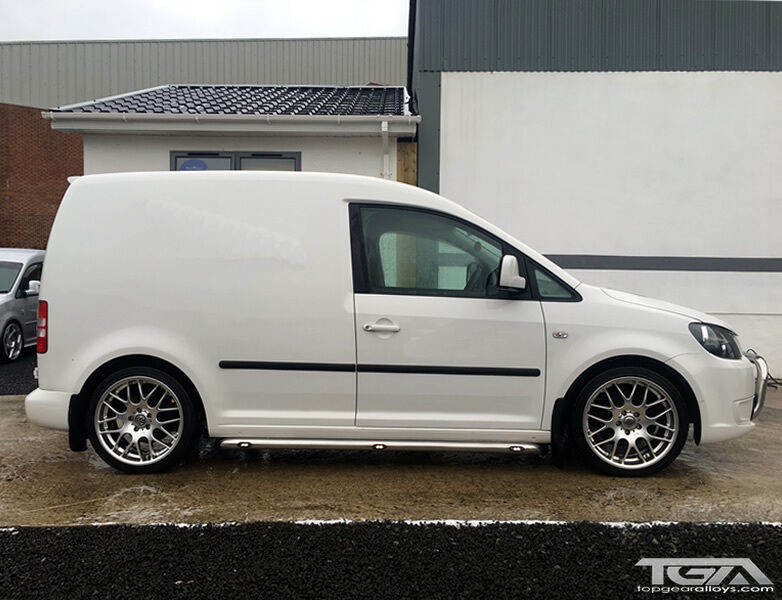 18 Inch Alloy Wheels For Caddy Van Audi A3 Touran Golf Jetta Leon Passat Etc Not Bola