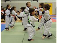ABC Dragons, XS Taekwondo Livingston