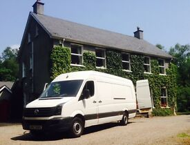 MAN AND VAN REMOVALS/TRANSPORT SERVICES MID ULSTER