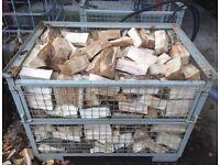 Seasoned hardwood firewood logs - vale of Glamorgan, Bridgend, Cardiff areas