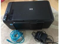Hp deskjet colour printer scanner