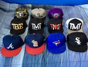 New Fitted & Snapback Hats !!