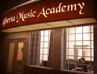 Piano Lessons in West Edmonton at the Alberta Music Academy