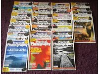 Practical Photography Magazines X 25