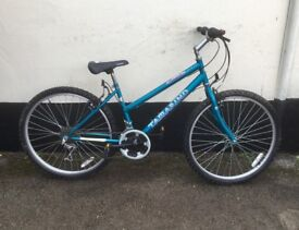 "LADIES CONCEPT MOUNTAIN BIKE 16"" FRAME £45"