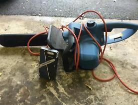 Chain saw (electric)