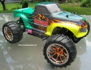 RC Nitro Truck HSP 1/10 Scale 4WD 2.4G