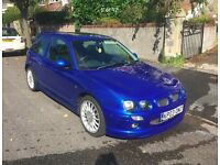 MG ZR 1.8 not civic micra modified fiesta