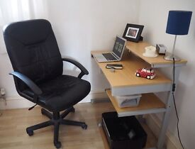 Desk & Office Chair COMBO! Great condition!