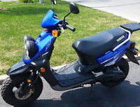 Yamaha BWS 2009(Like New)