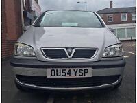 2004 Vauxhall Zafira Life 1.6 Petrol