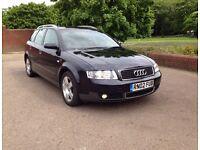 Audi A4 B6 2002 Estate