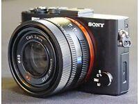 Sony RX1R II Digital Camera