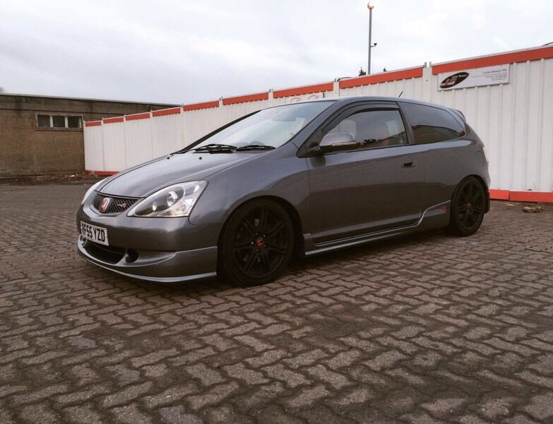 honda civic type r ep3 prem edition kpro modified in