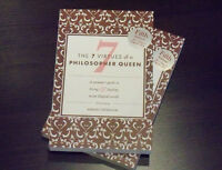 7 Virtues of A Philosopher Queen - NEW - great gift