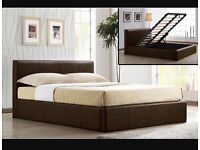 King Size Ottoman Bed from Benson for Beds