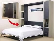 TiltAway Wall bed - DIY Queen Cabinet and mechanism Hume Queanbeyan Area Preview