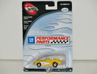 Hot Wheels GM Performance Parts '58 Corvette 1:64 Diecast