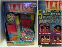 new Tetris 5-in-1 video game