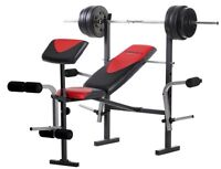 Bench weider 100$ comme neuf