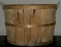 Rustic/Vintage Apple Basket