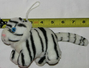 Black & White Tiger Plush Stuffed Toy London Ontario image 2