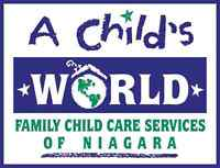 Licensed Child Care Spaces Available!