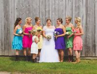 Bridesmaid Dress Alterations Service